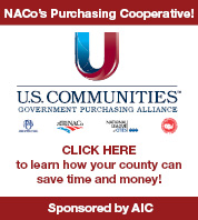 US Communities Cooperative Purchase Ad